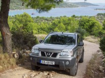Nissan X-Trail in Albanien