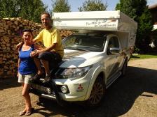 Das Autorenteam der Albanien-Reiseführer