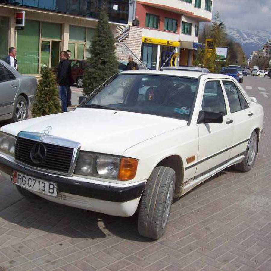 Albanien alte Autos hobo-team