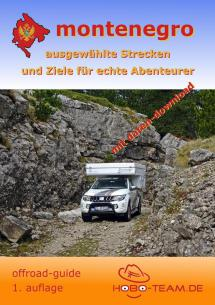 Montenegro 4x4 Offroad Reiseführer