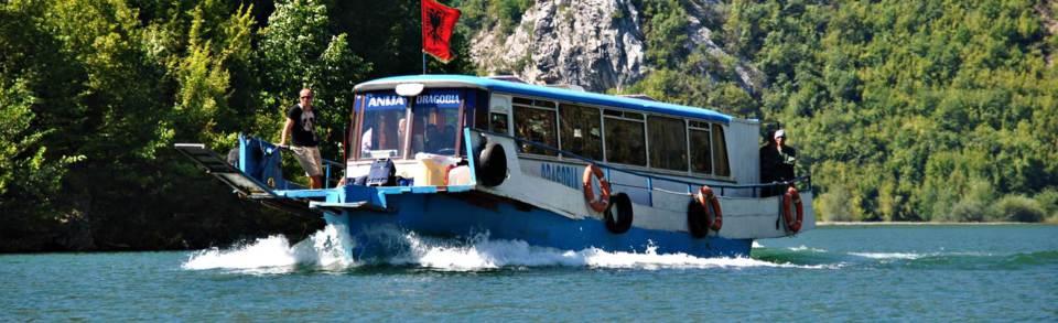 Albanien und Montenegro Reiseführer des hobo-teams