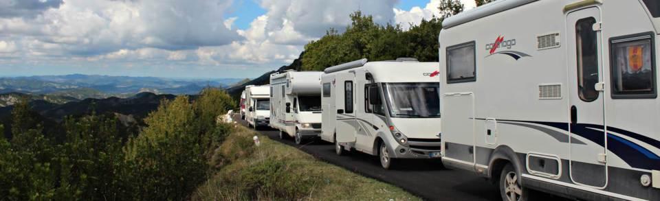 Unsere Wohnmobiltour durch Albanien