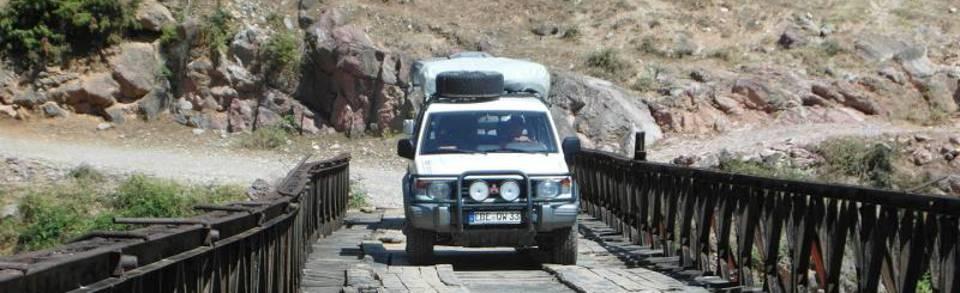 Albanien offroad-Camptour hobo-team