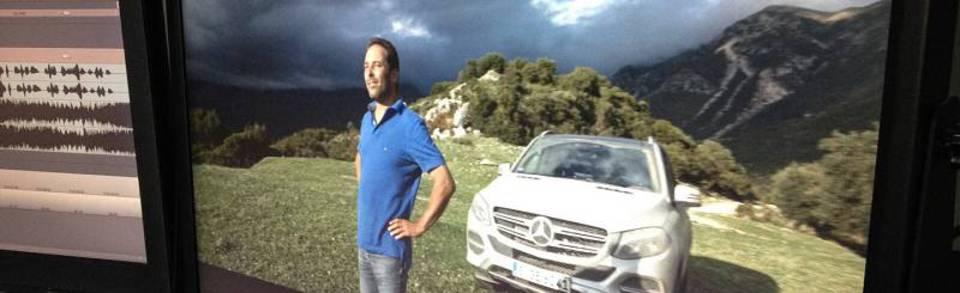 Albanien Mercedes-Benz hobo-team