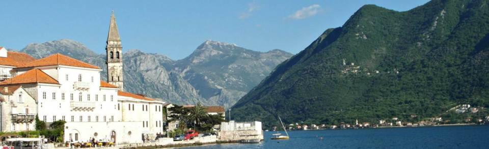 Der Montenegro Reiseführer des hobo-teams