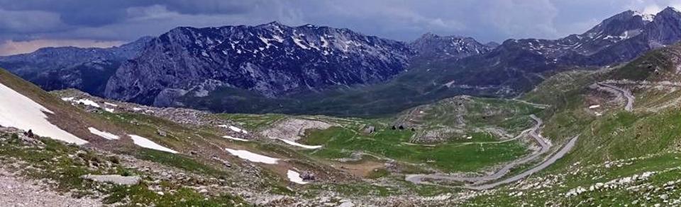 Montenegro Urlaub Reisen Reiseführer Panoramarouten