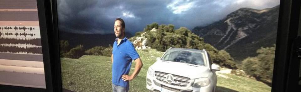 Albanien Mercedes-Benz GLE500