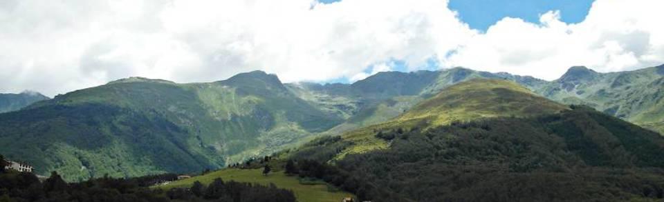 Kosovo Sharr-Gebirge hobo-team