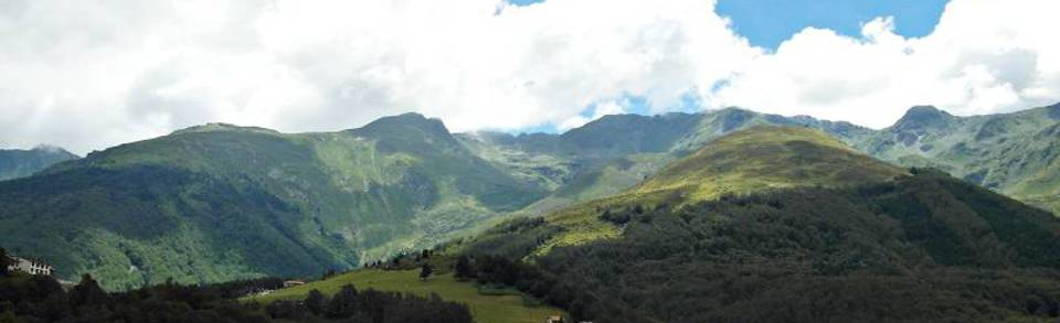 Kosovo Sharr-Gebirge hobo-team Reiseführer